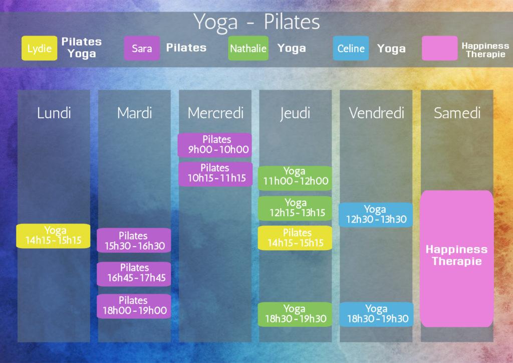 yoga pilates bordeaux