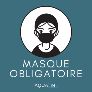 Masque mesures covid Aqua'In