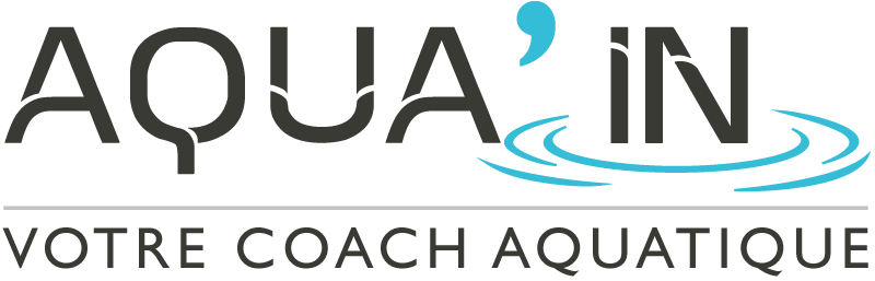 Logo Aqua'In, coach Aquatique à Bordeaux