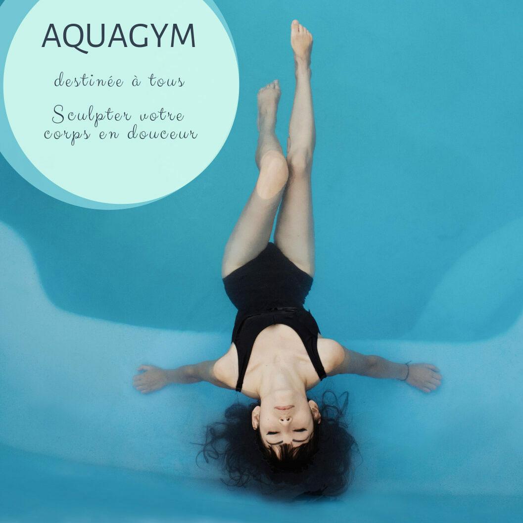 Aquagym à Bordeaux chez Aqua'in